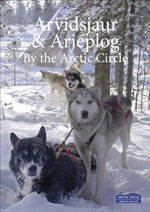 Front cover of the brochure Arvidsjaur & Arjeplog - by the Arctic circle